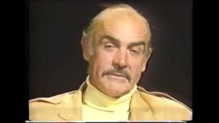 Film '83 Never Say Never Again Special Interview Sean Connery