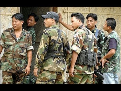 Disturbances in Nagaland