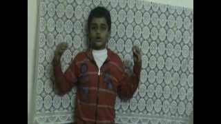 MY AIM IN LIFE- Speech in School by SAKETH.wmv