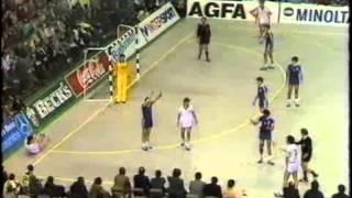 Campeonato del Mundo SUI-1986 - YUG vs HUN - Final (Zurich)