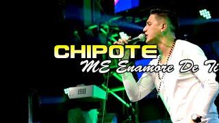 Chipote - Me Enamore de Ti (2016)