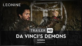 DA VINCI'S DEMONS | Serien Trailer | Deutsch