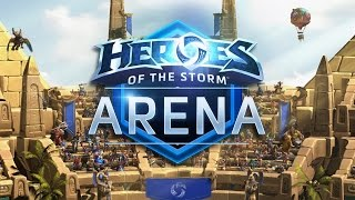 Heroes of the Storm - Blizzcon 2015 Arena Announcement Trailer