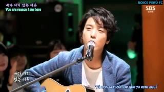 [ 141221 | Jung Yonghwa - Star, You - Sub Eng & Espa ]