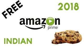 Free amazon prime video cookie 2018 (100% working)