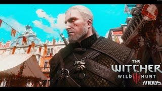 The Witcher 3 Mods #20 Realistic Trophies & nude all girls?