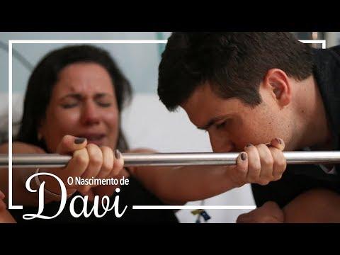O Nascimento de Davi - Parto Normal
