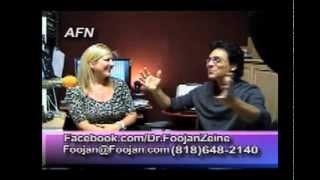 Dr. Foojan Zeine interviews Andy, Persian/ Armenian Singer