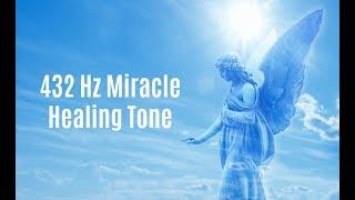 432Hz - Angelic Reiki Music | Angel Healing Music - Angel Choir Ambience - Angelic Meditation Music