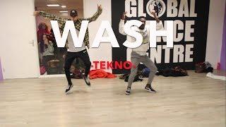 Teknomiles - Wash | Reis Fernando Choreography (Dance video)