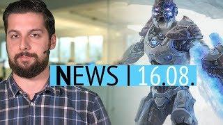 Elex 2 schon in Planung - Johnny Depp macht Secret-World-TV-Serie - News