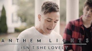 Isn't She Lovely (Mother's Day Version)   Anthem Lights