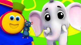 Opposite Songs | Learning Street With Bob The Train | Nursery Rhymes For Children by Kids Tv