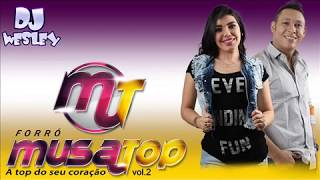 FORRÓ MUSA TOP VOL.2  - CD COMPLETO LANÇAMENTO 2016
