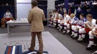 Miracle Speech - You were born for this - Herb Brooks, Movie: Miracle
