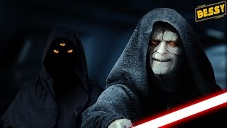 Emperor Palpatine and The Secret Order of the Emperor - Explain Star Wars (BessY)