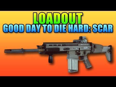 Xxx Mp4 Battlefield 4 Loadout Scar H Good Day To Die Hard 3gp Sex