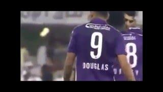 أهداف  مباراة العين و النصر الدوري الإماراتي !!