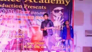Haroon rao stage performance