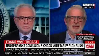 Stockman: 'Crybaby' Steel Lobby Found Their 'Biggest Sucker' Yet In Trump