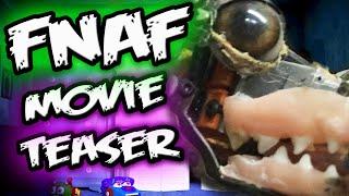 FNAF MOVIE TEASER || Realistic Eyes! || Five Nights at Freddy's Movie Teaser