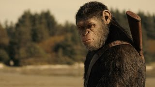 WAR FOR THE PLANET OF THE APES | Official Trailer #1 HD | English / Deutsch / Français Edf