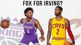Kyrie Irving to the KINGS? IS IT POSSIBLE?