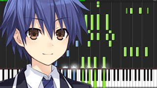 Trust in You - Date a Live II (Opening) [Piano Tutorial] (Synthesia) // KimPianime