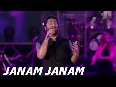 Xxx Mp4 Janam Janam MTV India Tour Arijit Singh Live 3gp Sex
