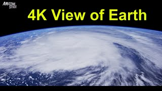 4K Video Of Earth From Space - UHD Video from the International Space Station ISS