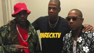 Ja Rule Disses DMX: Crack Man X Is A B!tch He's Mad At Me And Eminem