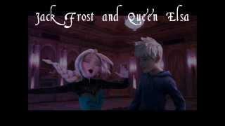 Let it Go - Jack Frost and Elsa Duet