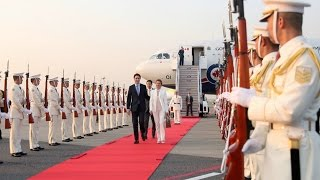 """Trudeau LIES about anniversary to enjoy """"exotic date night"""" in Japan"""