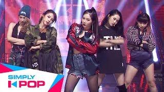Simply K-Pop _ 4minute(포미닛) _ HATE(싫어) _ Ep.202 _ 021916