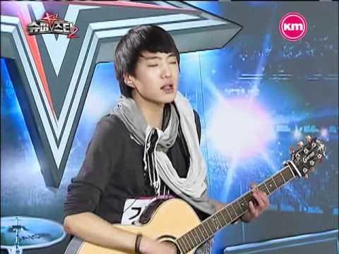 100723 SuperStar K2 E01 - Audition of Kang Seung Yoon (Cut)