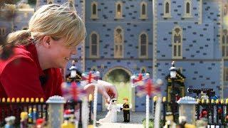 Miniature Creation Of The UK Royal Wedding Unveiled