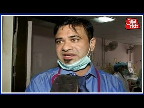 Xxx Mp4 Hailed As Hero Gorakhpur BRD Hospital Doctor Kafeel Khan Sacked Aaj Subah 3gp Sex