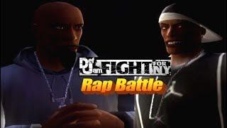 Def Jam RAP BATTLE   Tech N9ne VS Hopsin
