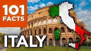 101 Facts About Italy
