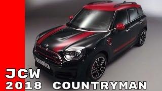 2018 MINI Countryman JCW With 228HP