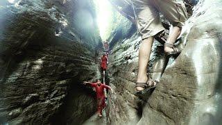 Ali Kodom Cave : Towards the Dead End!