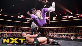 Cezar Bononi vs. The Velveteen Dream: WWE NXT, July 26, 2017