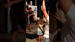 Ballo di Gruppo Metela Sacala con Matteo Bruno Giancola e Lucia D'Angelo