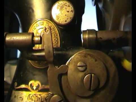 Maszyna do szycia Singer 27 Sewing machine Singer 27.
