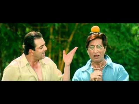 Salman Khan - Sanjay Dutt - Ab Mama Nahi Bachega - Chal Mere Bhai Comedy Scenes