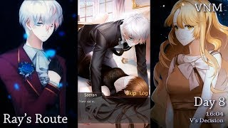 Day 8, Chat 7(16:04)【RAY ROUTE】-MYSTIC MESSENGER-