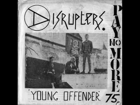 Disrupters - Young Offender (EP 1981) Video Clip