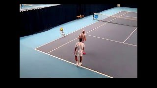 LUCA APPINO COACHING SESSION with ZACHARY ROBERT PHILLIPS