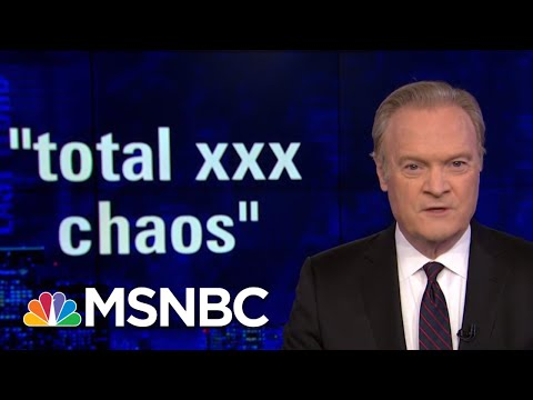 Republican Describes Donald Trump s Handling Of The Shutdown As Total Chaos The Last Word MSNBC
