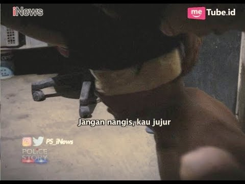 Polisi Tangkap Begal di Warnet, Pelaku Menangis Diinterogasi Part 01 - Police Story 1007